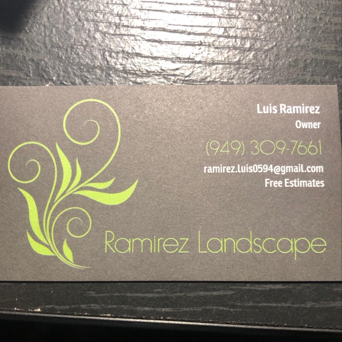 Ramirez Landscape