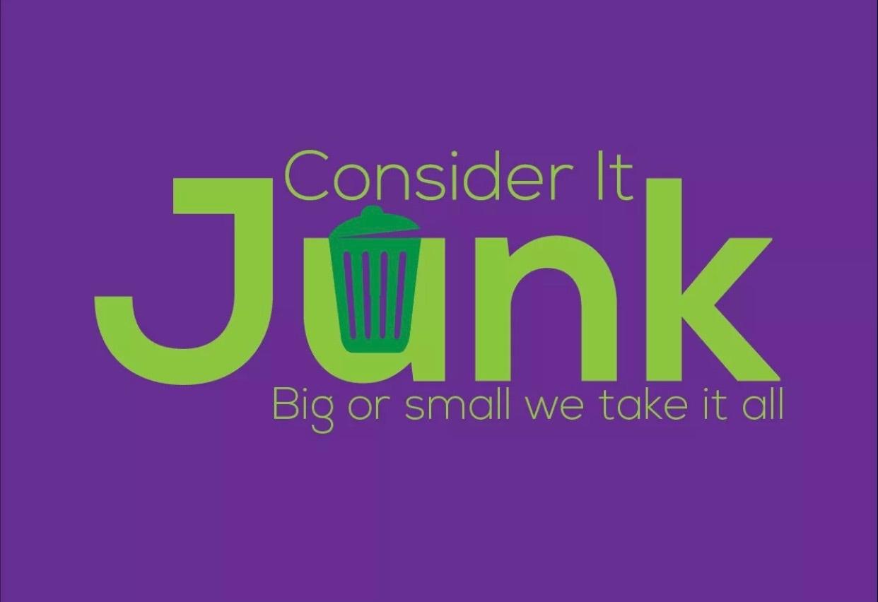 Consider It Junk & Moving