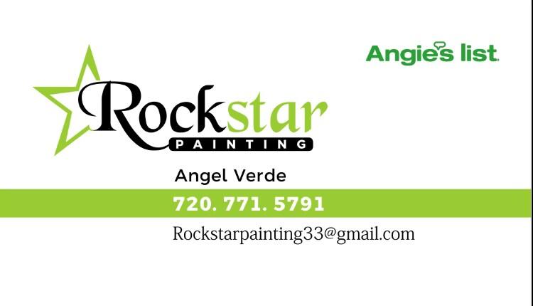 Rockstar Painting