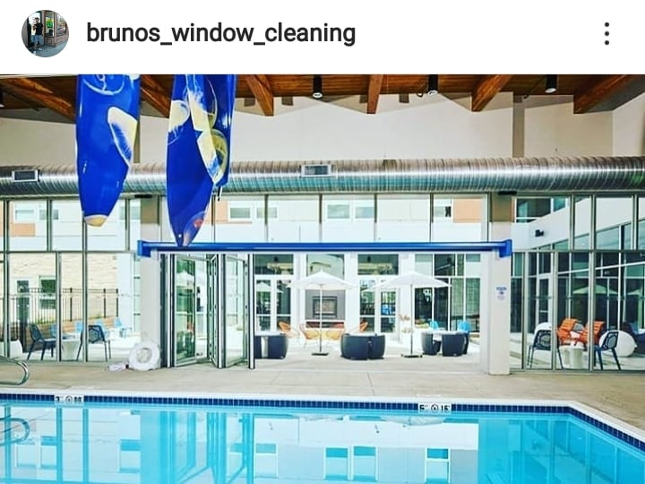 Bruno's window cleaning