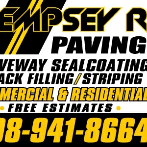 Dempsey Paving Seal Coat Driveway