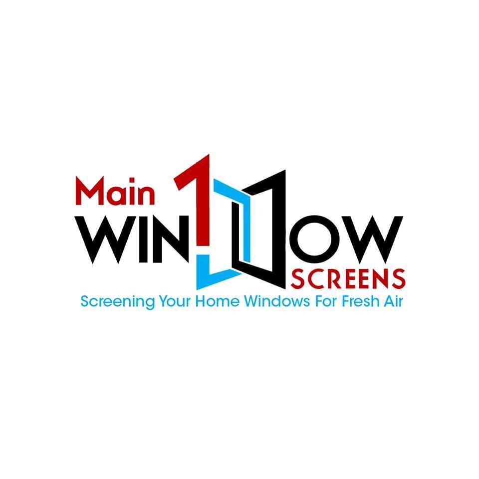 Main One Window Screens