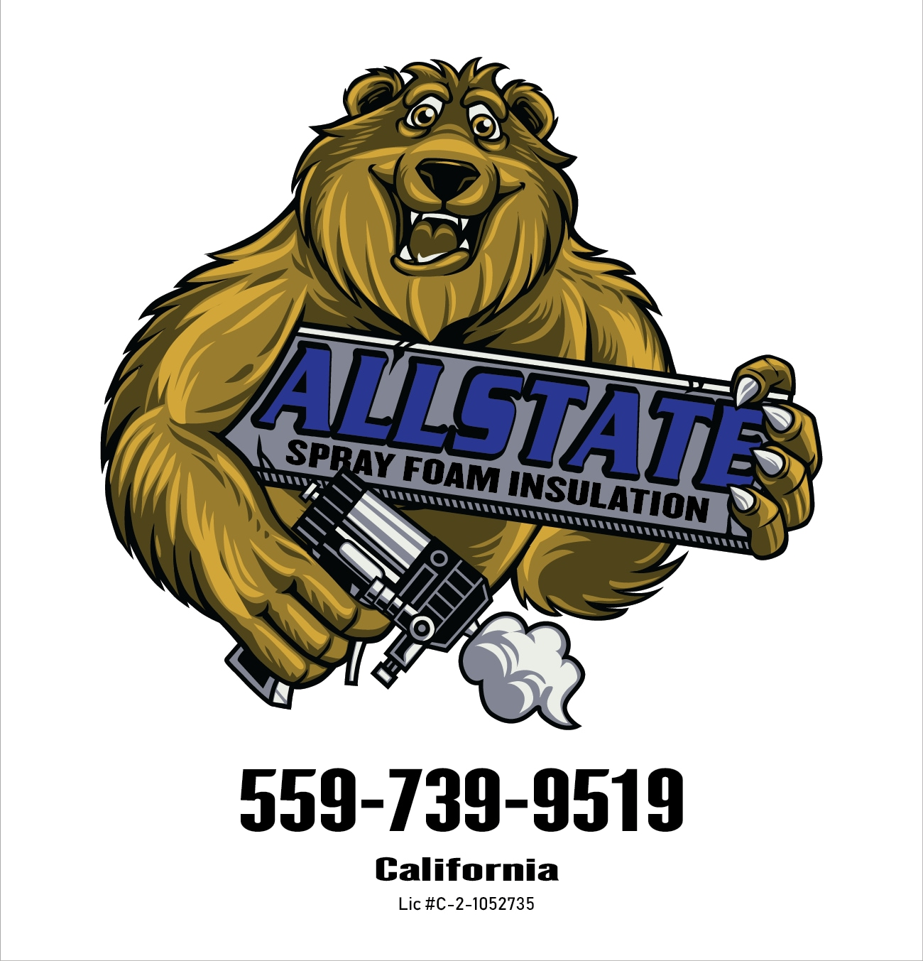 Allstate Spray Foam Insulaiton
