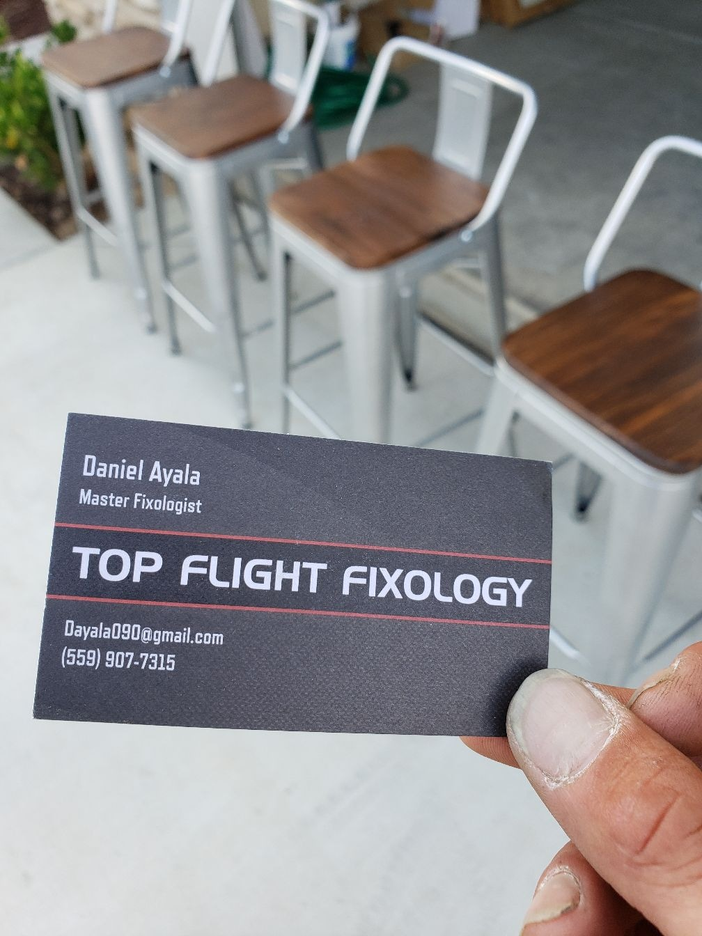 Top Flight Fixology