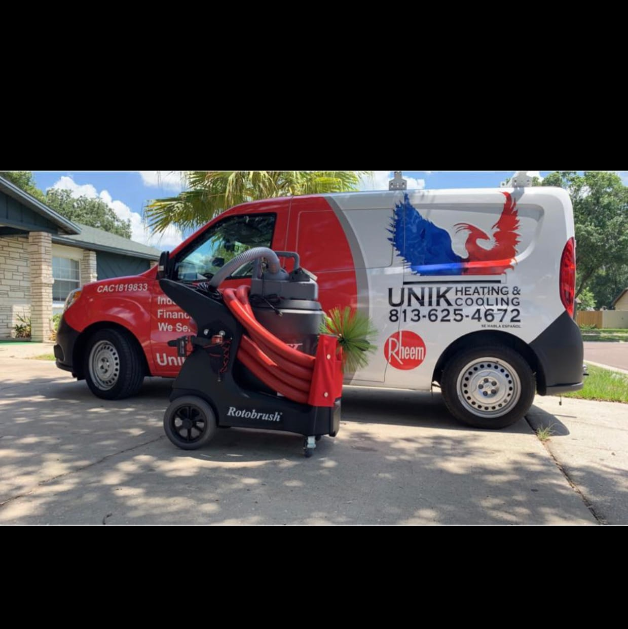 Unik Heating and Cooling Inc