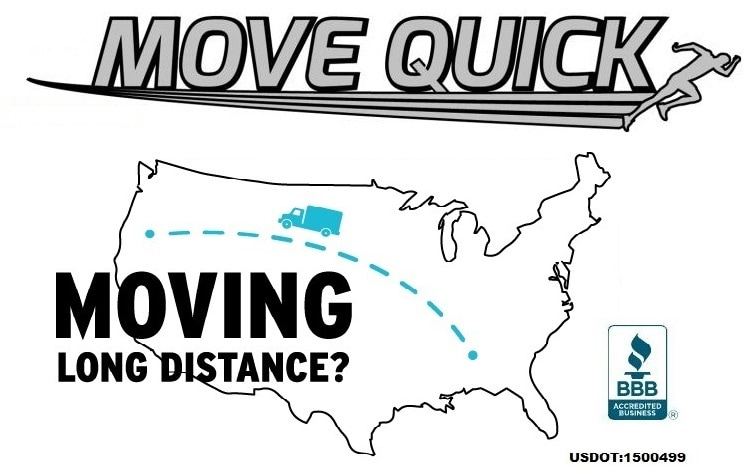 Move Quick Inc - Long Distance