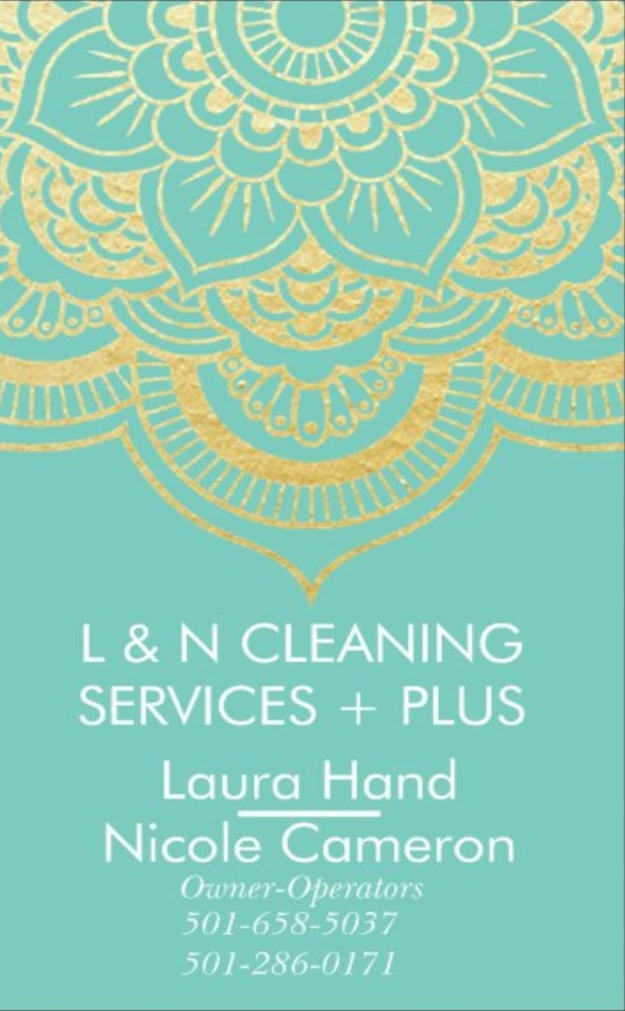 L & N Cleaning Services + Plus