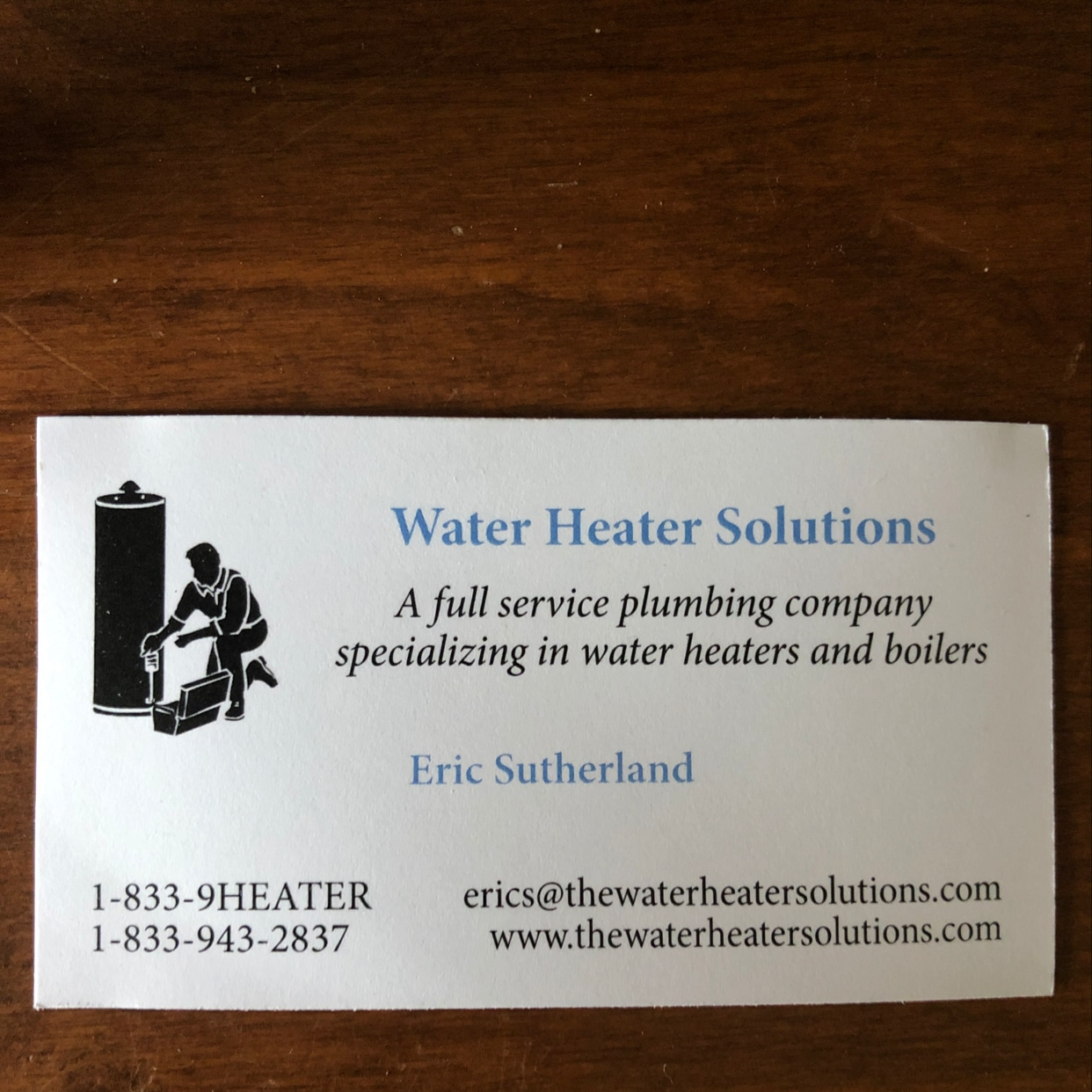 Water Heater Solutions