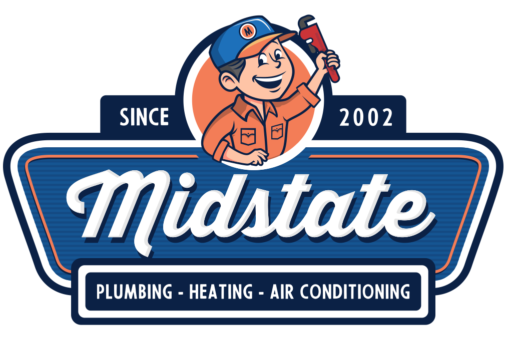 Midstate Plumbing  and  Heating