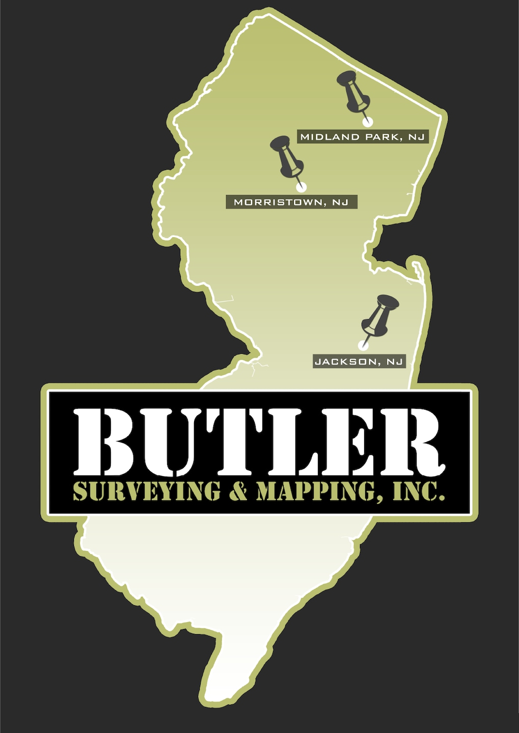 BUTLER SURVEYING AND MAPPING INC.