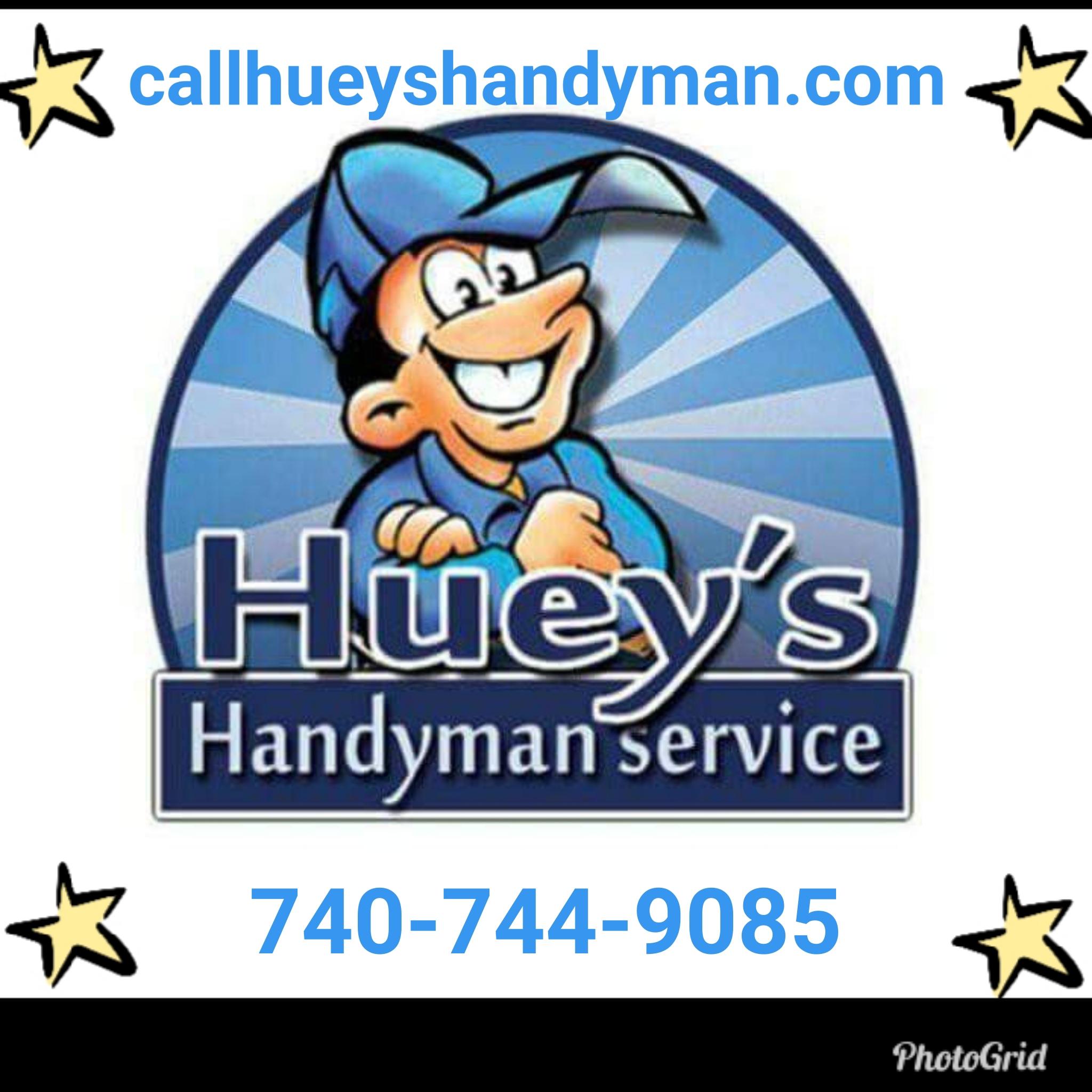 Huey's handyman service