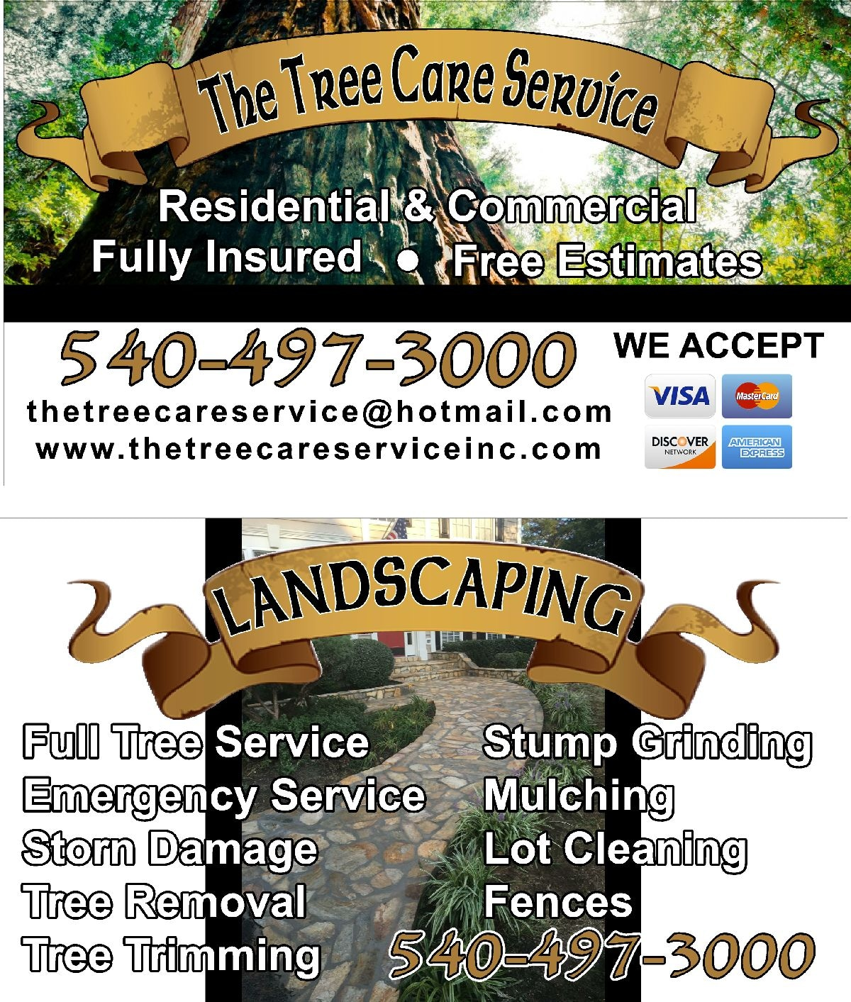 The Tree Care Service