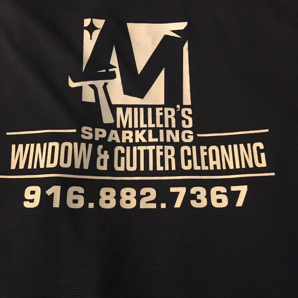 Miller's Sparkling Window & Gutter Cleaning