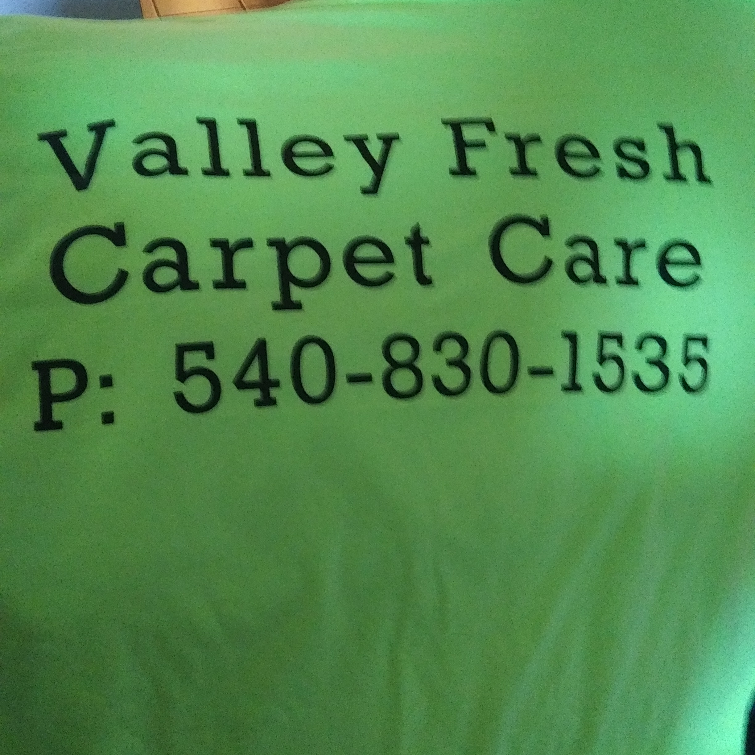 Valley Fresh Carpet Care