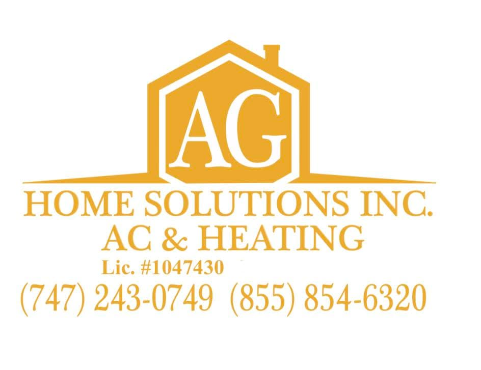 AG HOME SOLUTIONS INC