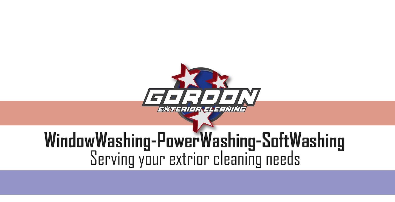 Gordon Exterior Cleaning
