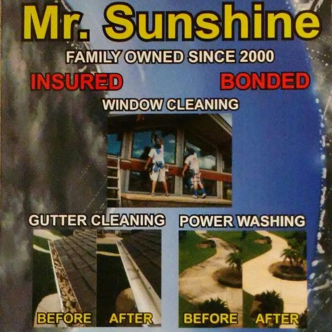 Mr Sunshine Window Cleaning