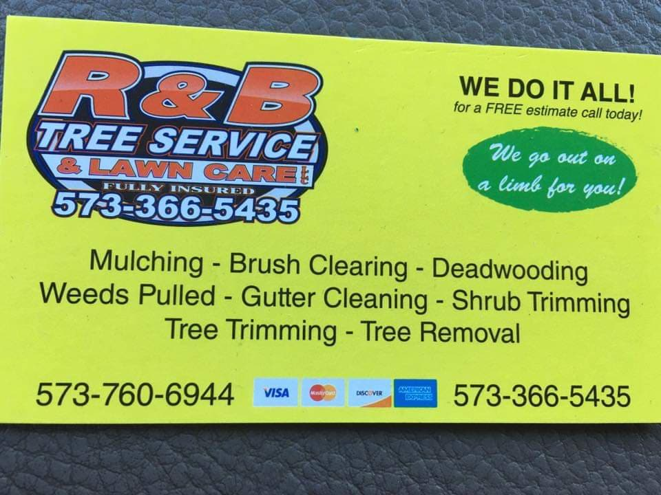 R & B Tree Service & Landscaping, LLC