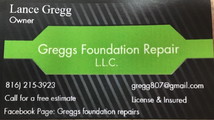 Gregg's Foundation Repair