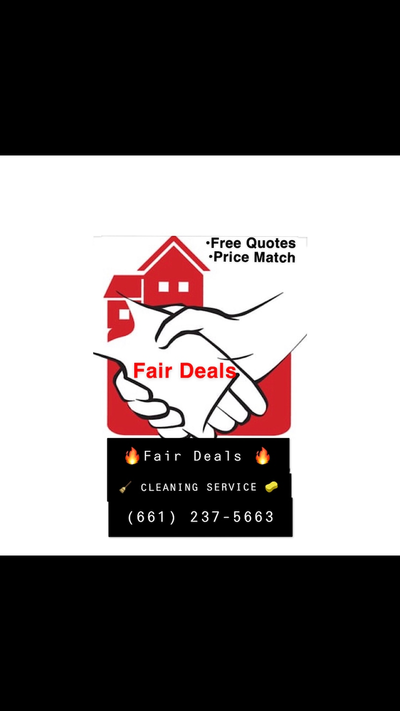 FairDeals Advanced Cleaning Services