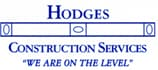 Hodges Construction Services