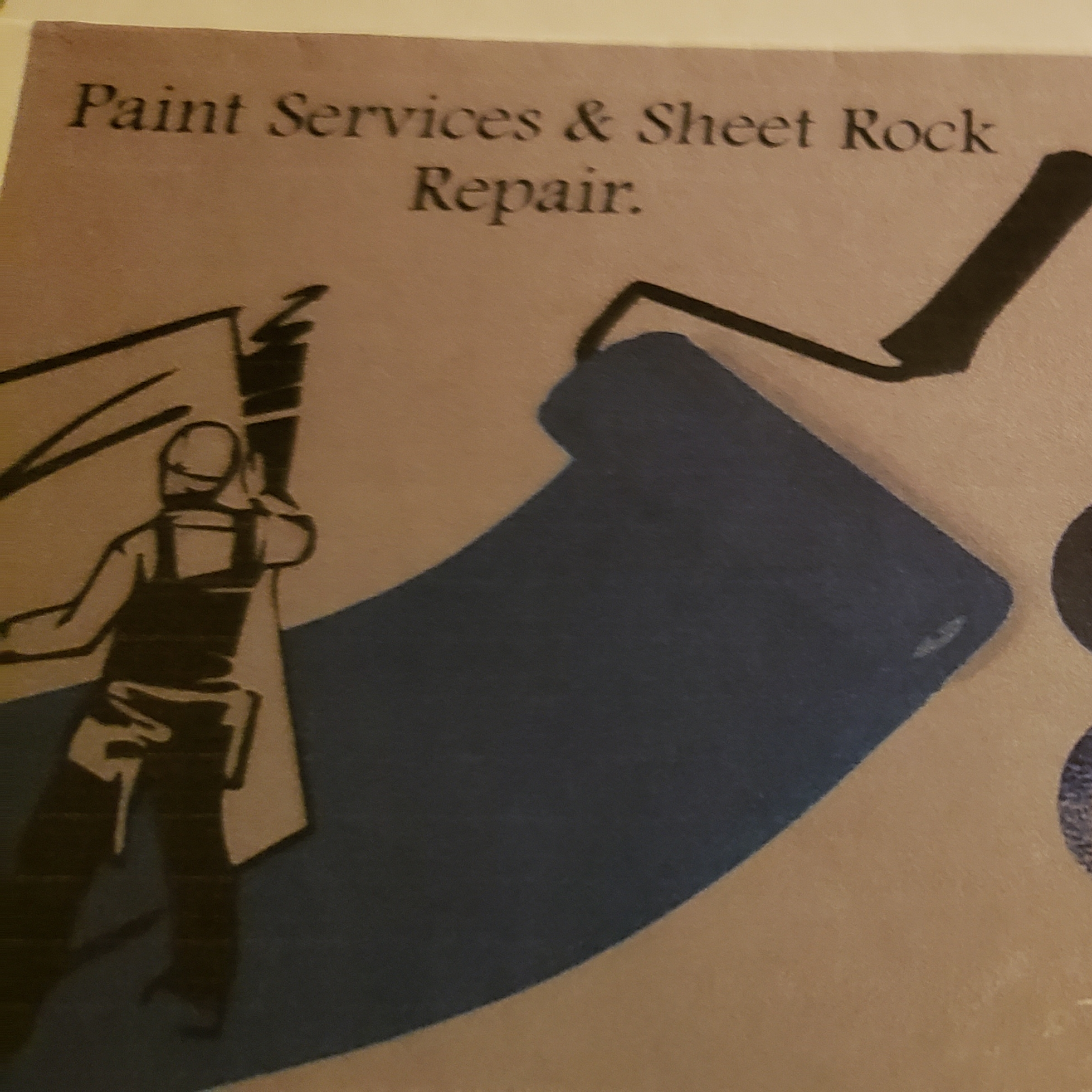 OJM Painting & Sheetrock Repair