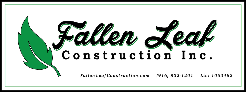 Fallen Leaf Construction