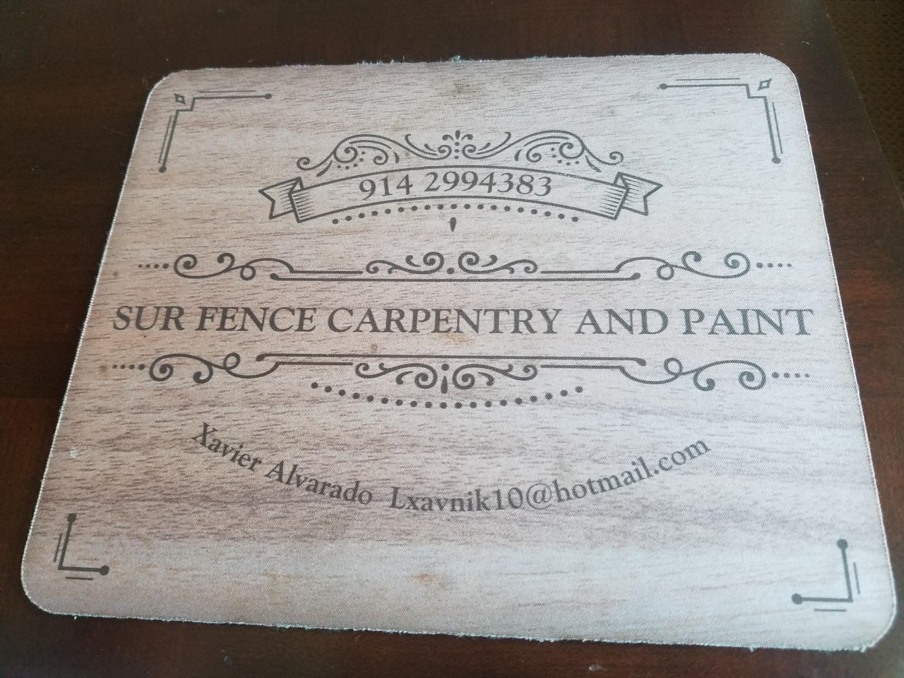 Sur Fence Carpentry and Paint