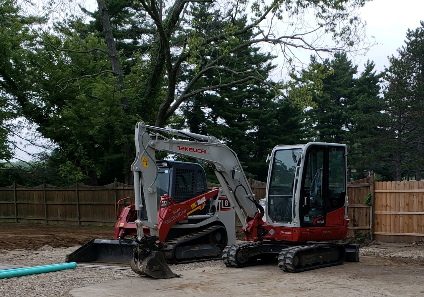 Dewey Sizemore/ Dewey Sizemore Excavating & Buildi