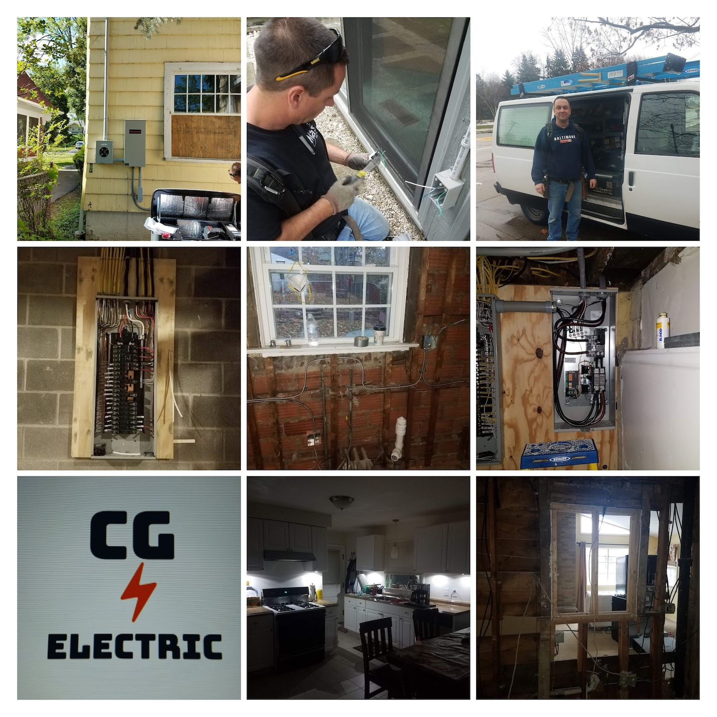CG Electric LLC
