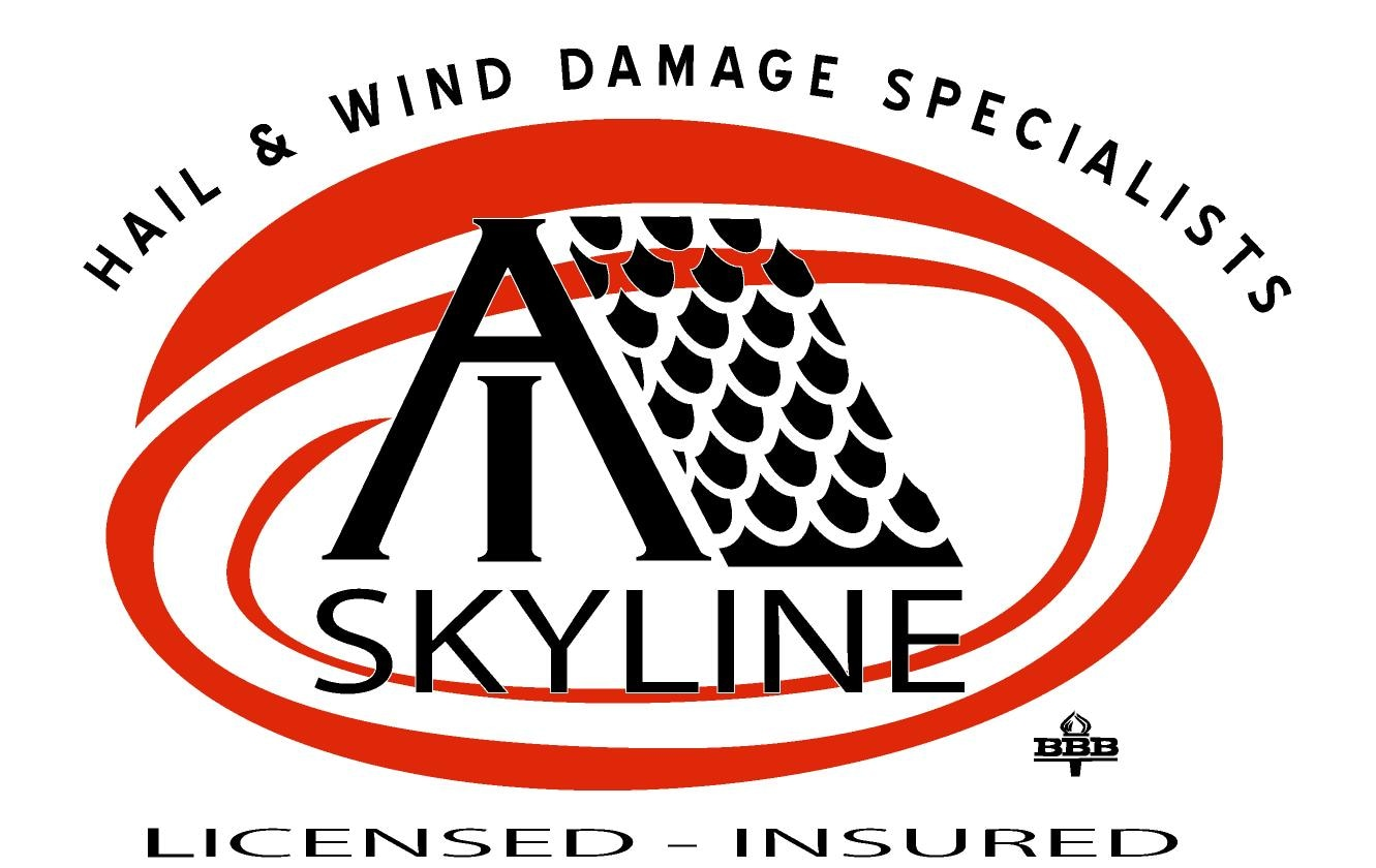 A & I SKYLINE ROOFING logo