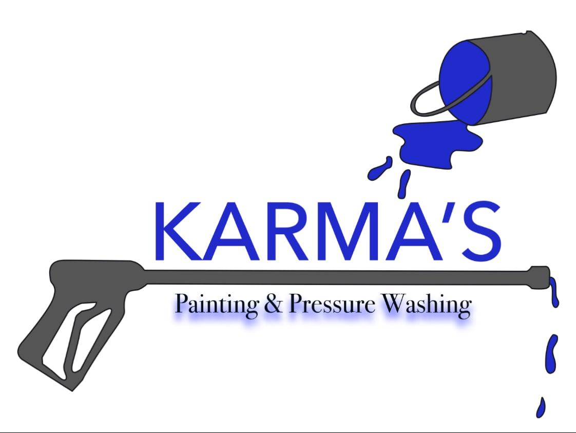 Karmas painting and pressure washing