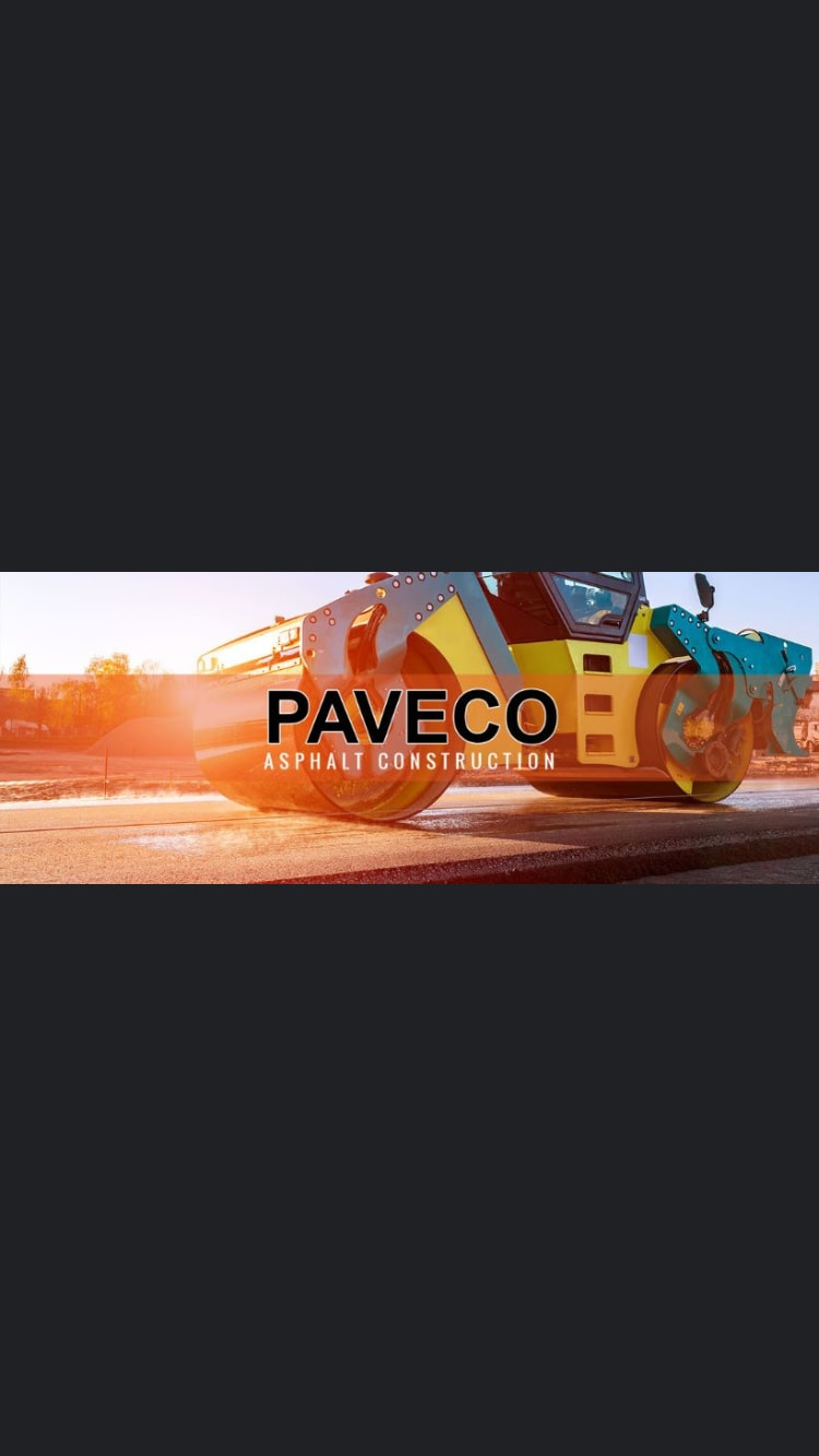 PaveCo asphalt construction