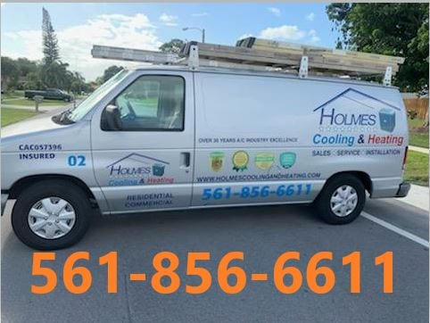 Holmes Cooling & Heating Inc