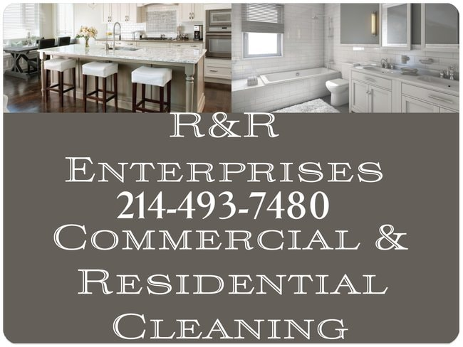 R and R House Cleaning