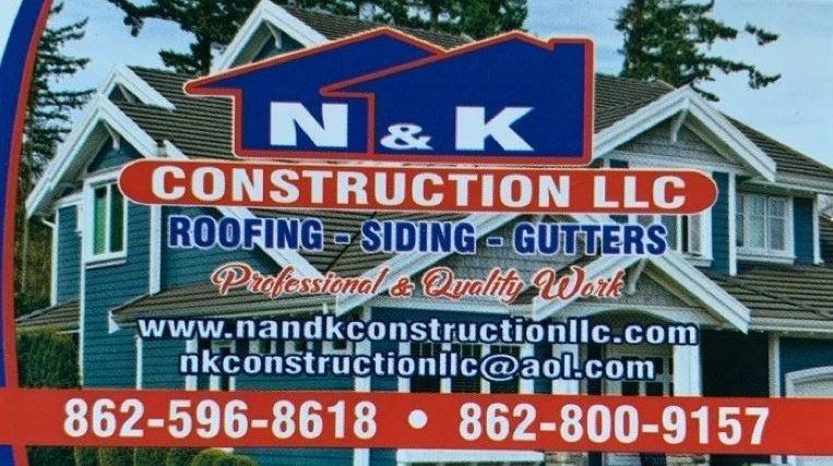 N and K Construction LLC