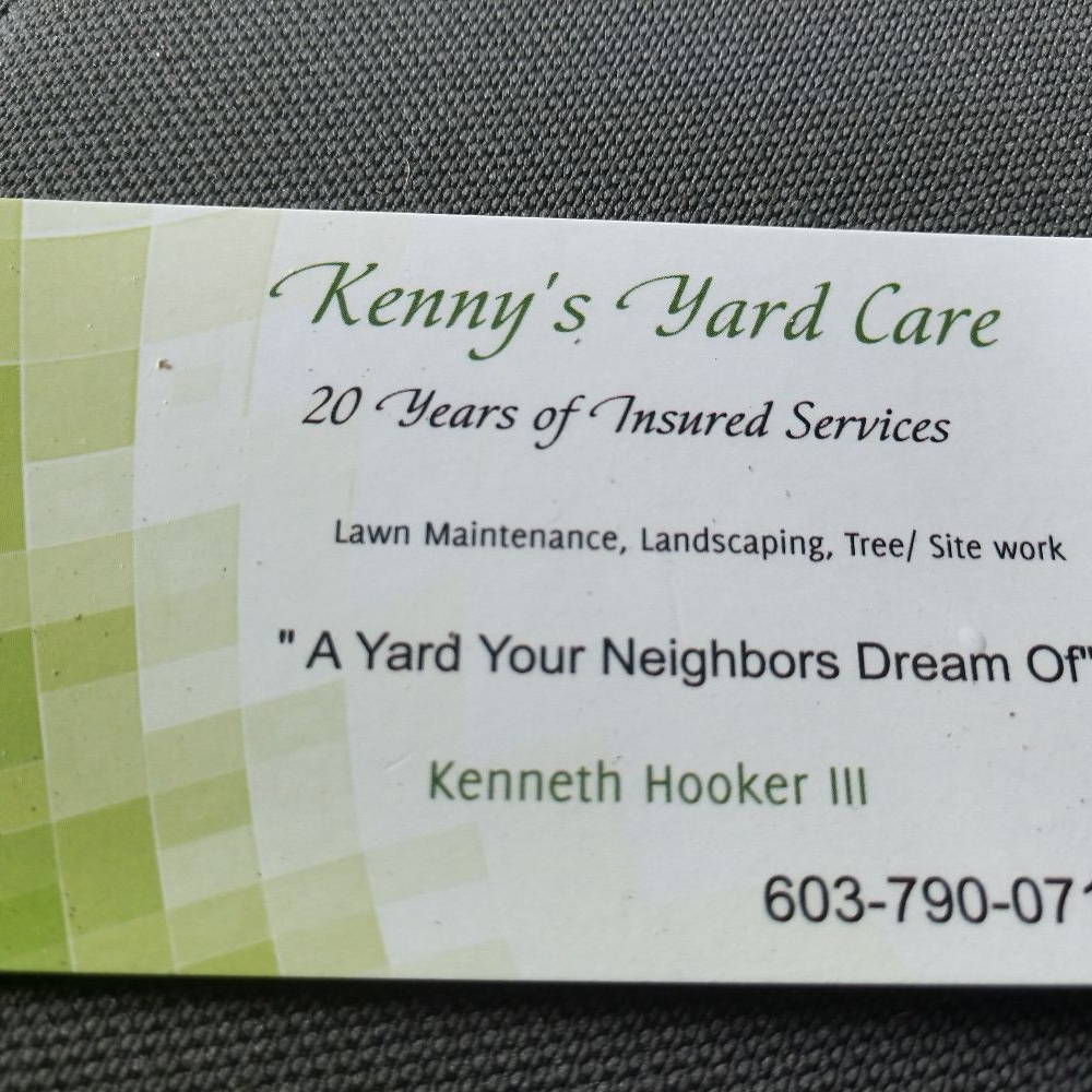 Kenny's Yard Care