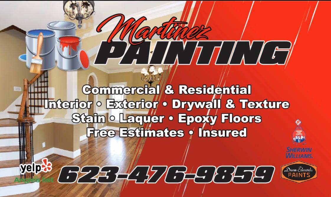 Martinez painting llc