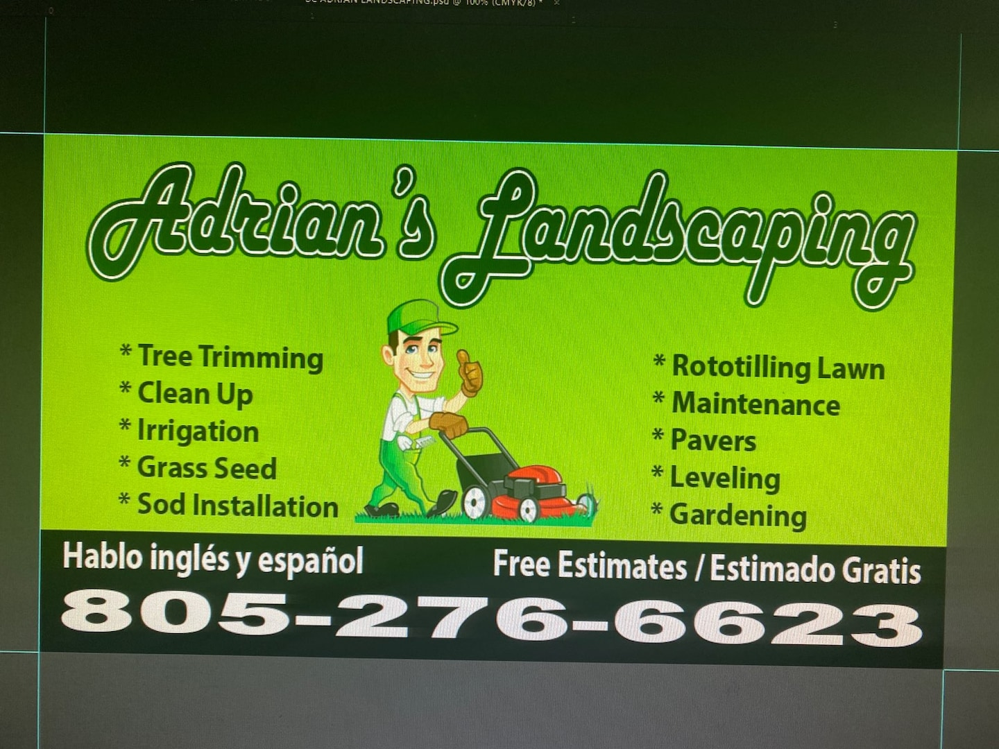 Adrian's Landscaping