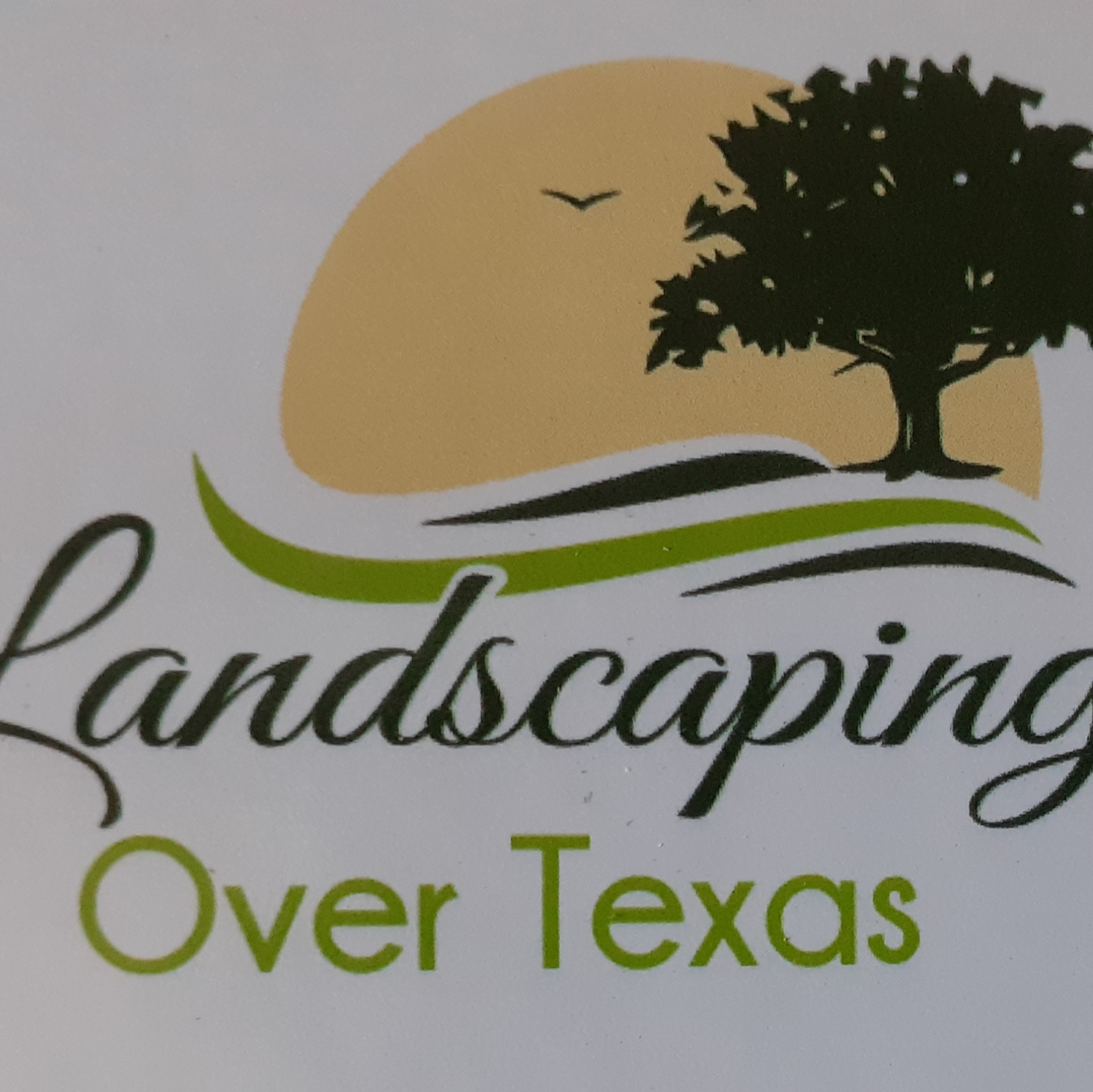 Landscaping Over Texas