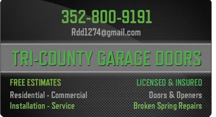 Tri County Garage Doors
