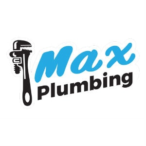 Max Plumbing and Air Conditioning logo