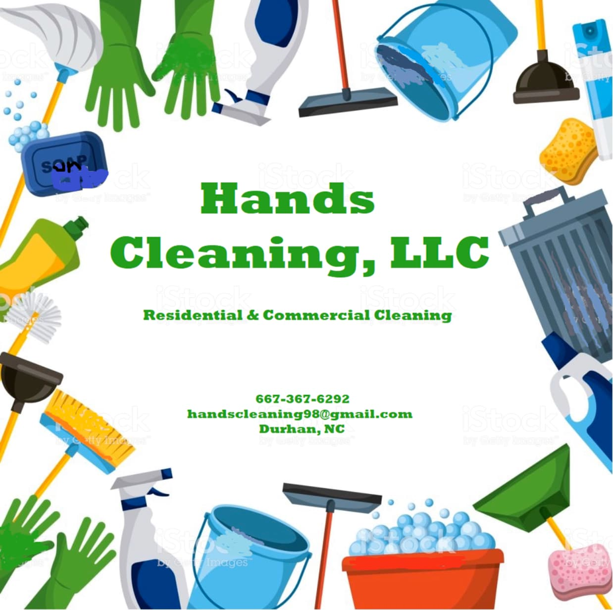 Hands Cleaning LLC