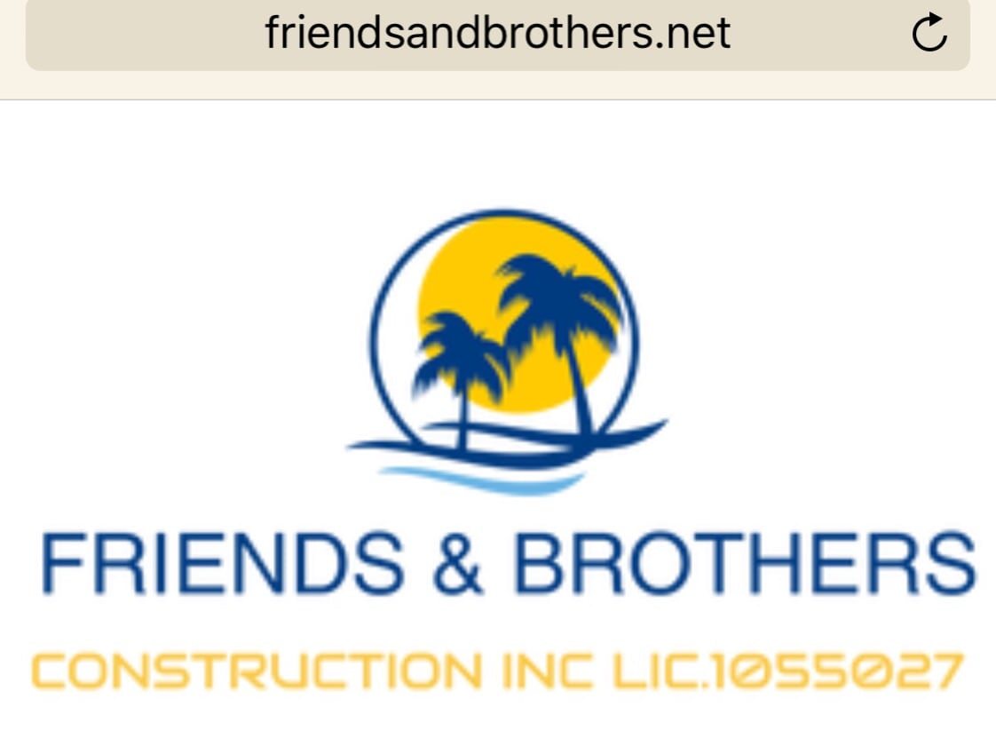 FRIENDS & BROTHERS CONSTRUCTION INC
