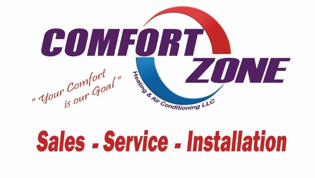 Comfort Zone Heating and Air Conditioning, LLC