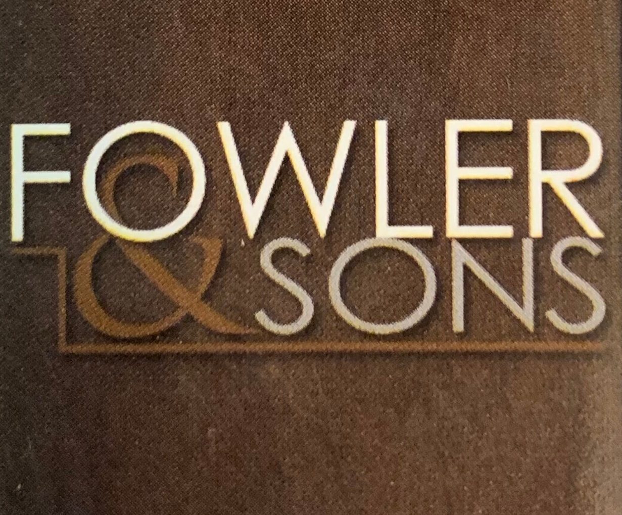 Fowler & Sons
