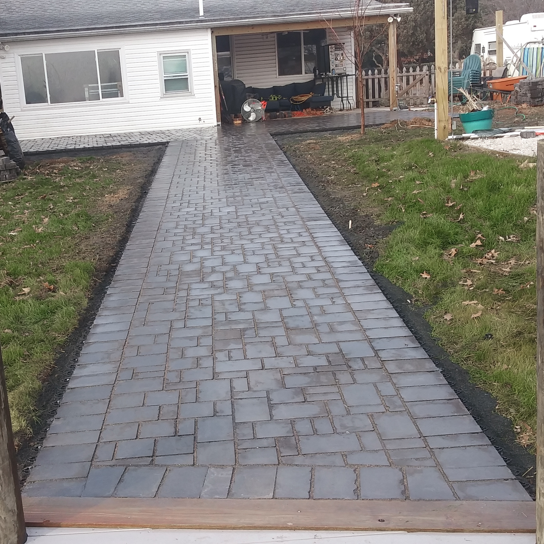 M & J Hardscaping & Landscaping Service
