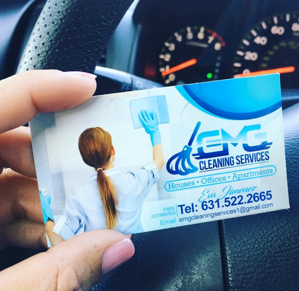 EMG cleaning services