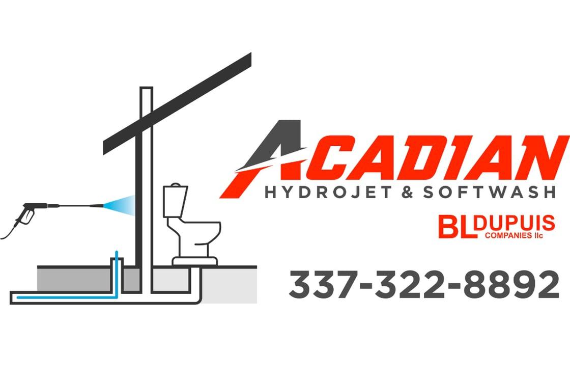 Acadian HydroJet & SoftWash