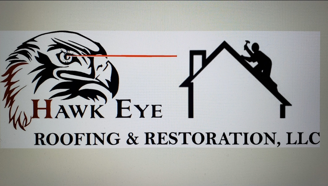 Hawk Eye Roofing & Restoration logo